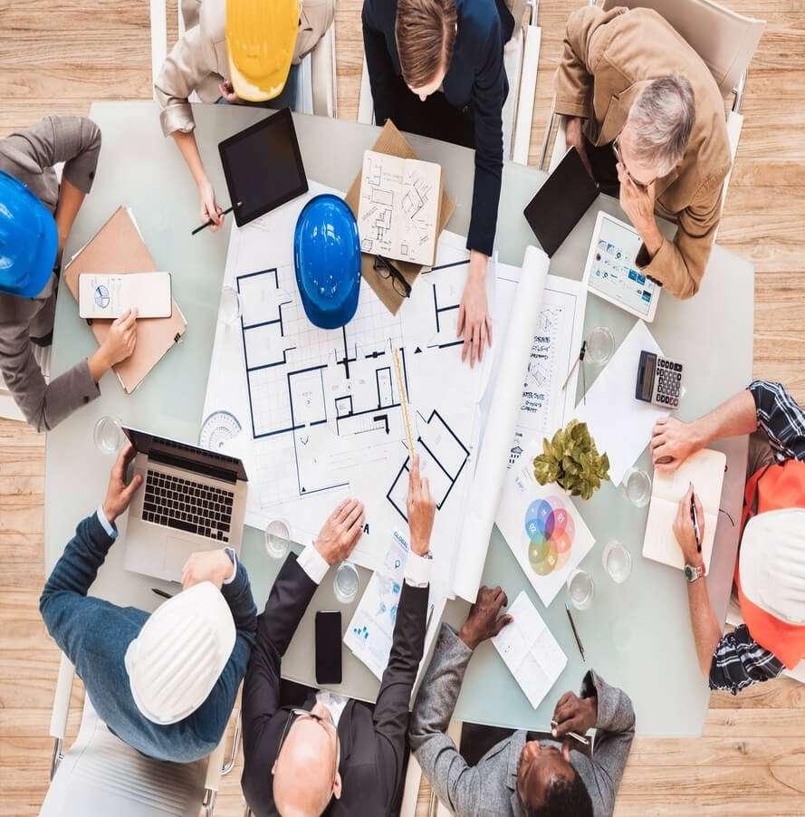 Construction-planning